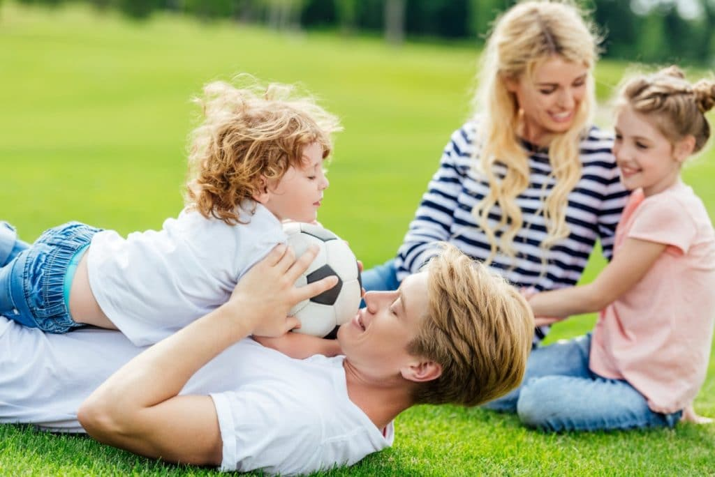 Get your kids off the devices and back outside with these 7 Top Reasons Your Family Should Spend More Time Outdoors this Spring.
