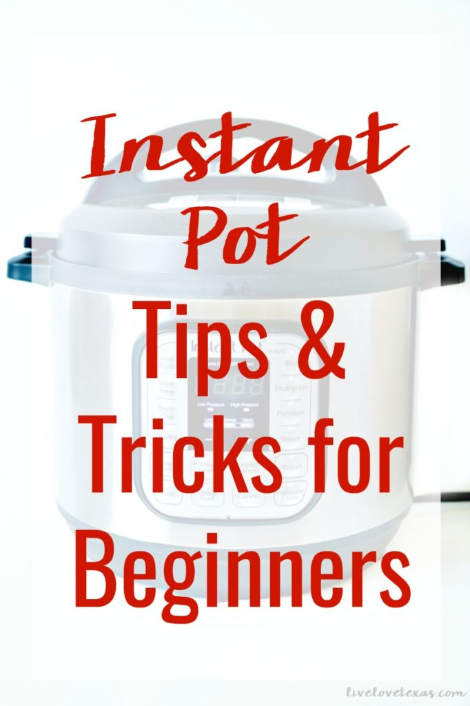 You just bought the magical kitchen appliance everyone has been raving about. But now what?! Here are 9 Tips and Tricks for Using Your Instant Pot for Beginners to get you started in the kitchen!