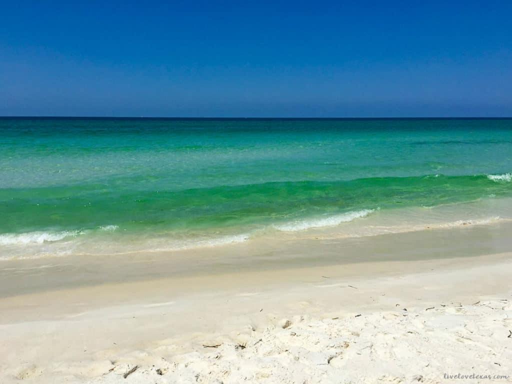 Panama City Beach Florida before Hurricane Michael