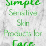 Did you know you can carry on while traveling and still take care of your skin? Check out these Simple Sensitive Skin Products for Face that allow you to keep your skin looking great no matter where you are!