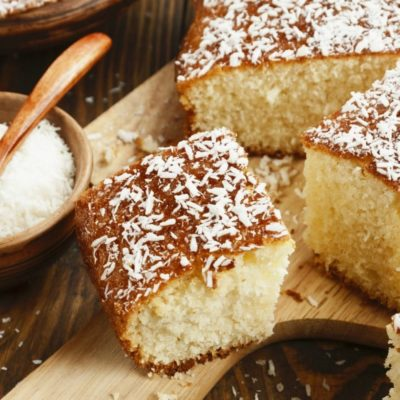 Simple & Sweet Coconut Almond Bread Recipe
