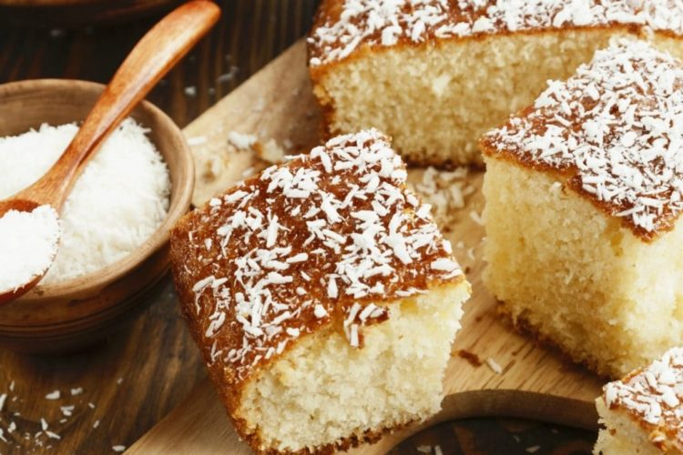Simple & Sweet Coconut Almond Bread Recipe