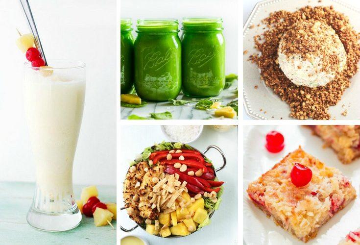 21 Pina Colada Recipes to Celebrate National Pina Colada Day