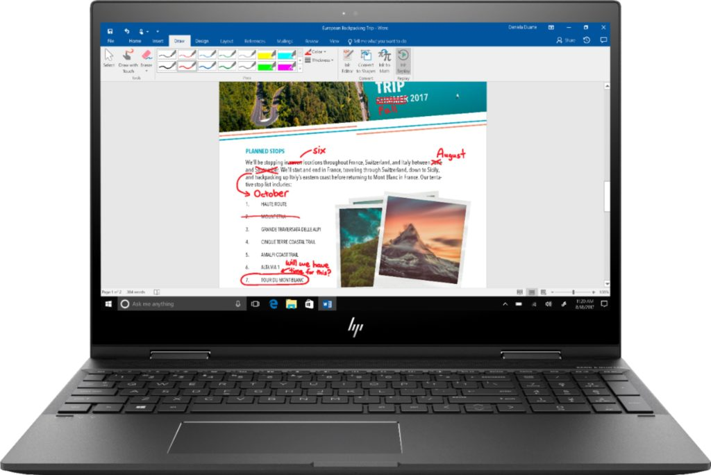 Not all laptops are created quickly. Invest in a laptop that has the versatility you need at a great price. Check out these 5 Reasons You Need the HP Envy x360 Laptop!