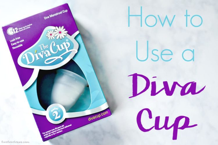 How to Use a Diva Cup: Everything You Need to Know About Menstrual Cups