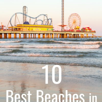 10 Best Beaches in Texas