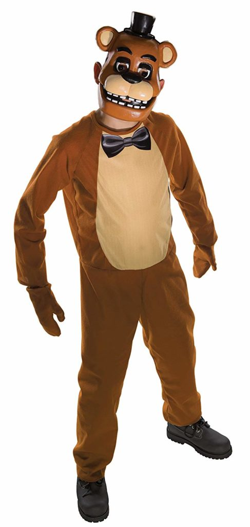 Freddy Five Nights at Freddy's Halloween Costume