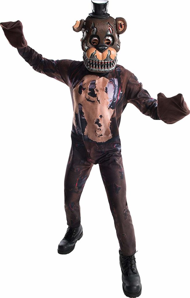 Nightmare Freddy FNAF Costume