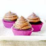 Chocolate cupcakes are classic, but also pretty boring. Mix things up for dessert with this Homemade Mexican Hot Chocolate Cupcakes Recipe!