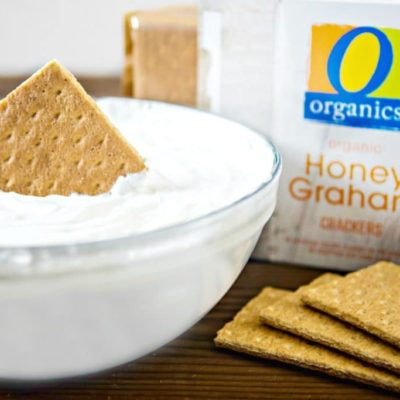 Easy Greek Yogurt Dip Recipe for Crackers and Fruit