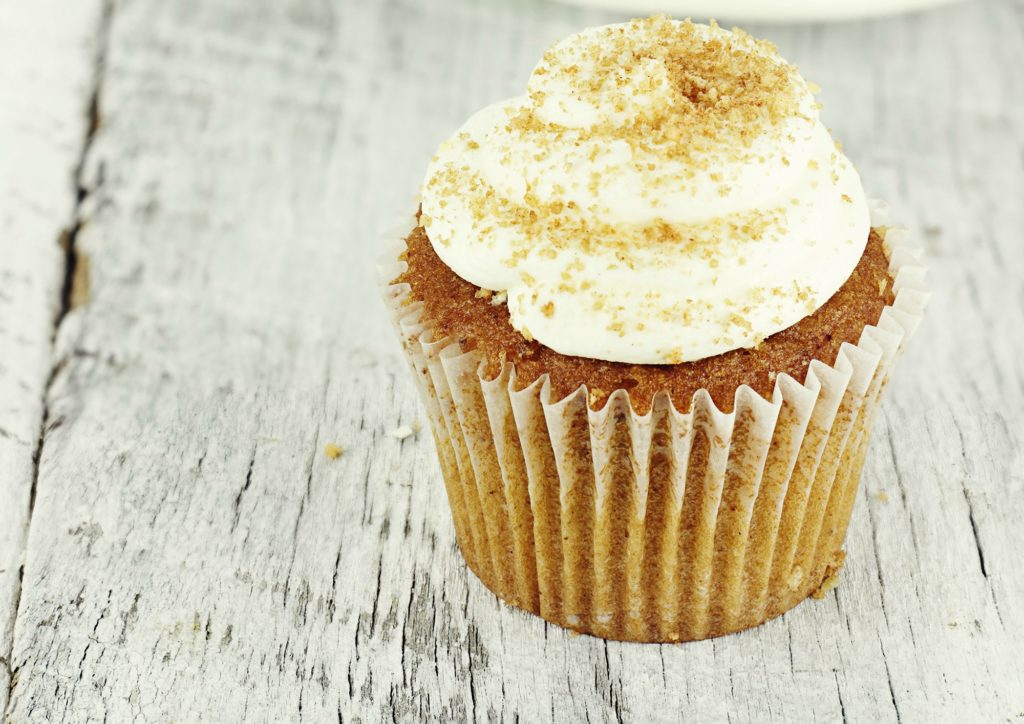 The best fall dessert is my pumpkin cupcakes. Follow my recipe to make cream cheese buttercream frosting for your next fall party. #pumpkincupcakes #pumpkin #creamcheese #creamcheeseicing #creamcheesefrosting #frosting #falldessert #pumpkindessert #recipes #recipes #pumpkinrecipes #thanksgivingdesserts #fallrecipes #fallfood #cupcake #cupcakes #cupcakerecipes