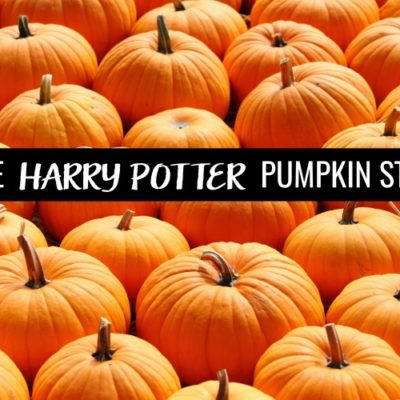 25 Free Harry Potter Pumpkin Carving Ideas