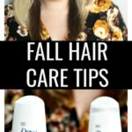 The way you care for your hair doesn't work from season to season. Learn how to get your hair ready for fall with these fall hair care tips! #hairtips #fallbeauty #fall #beauty #hair