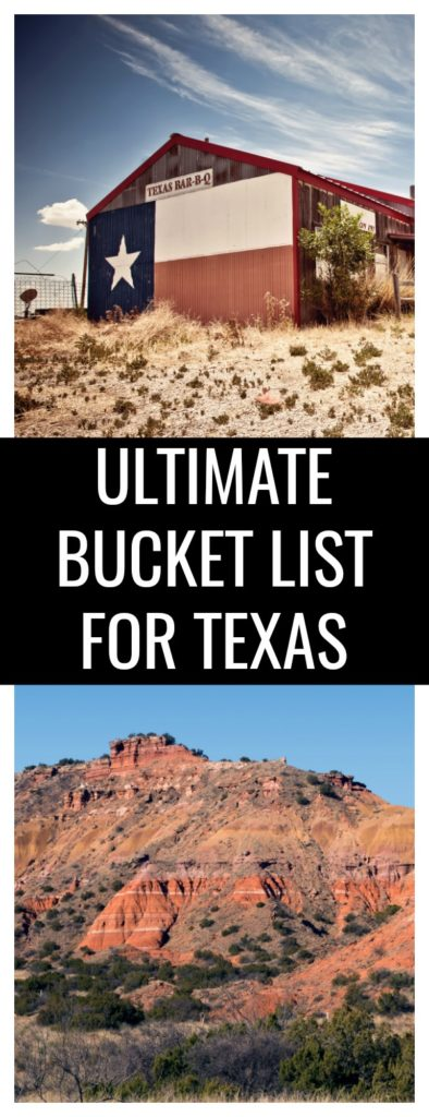 Whether you live in Texas or are planning a trip, there are tons of things to do and see. Here is your ultimate bucket list things to do in Texas!