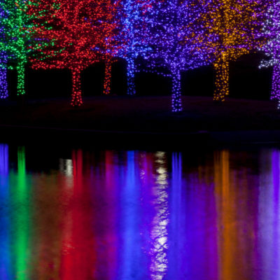 10 Best Christmas Towns in Texas