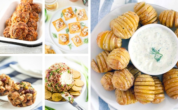 Thanksgiving Hors d'oeuvre ideas