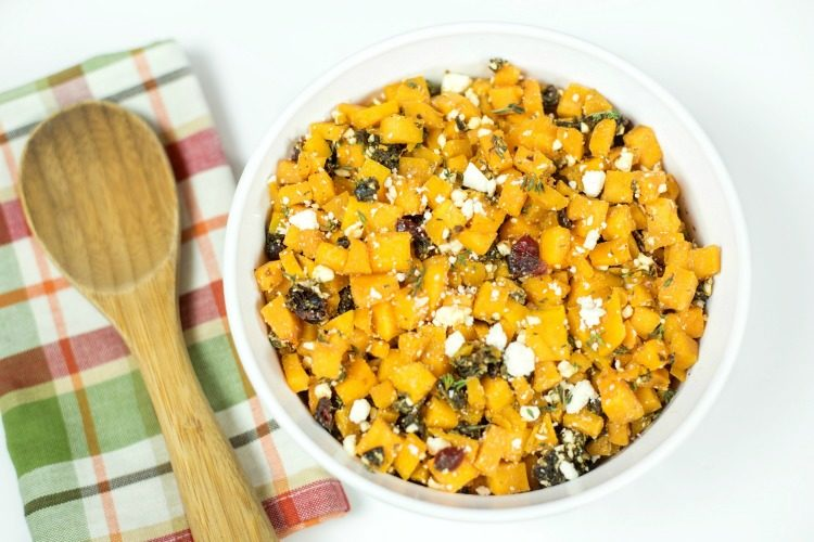 Roasted Butternut Squash Recipe for Your Thanksgiving Side Dish