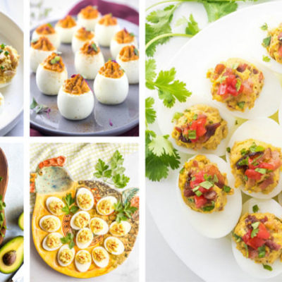 30+ Best Deviled Egg Recipes