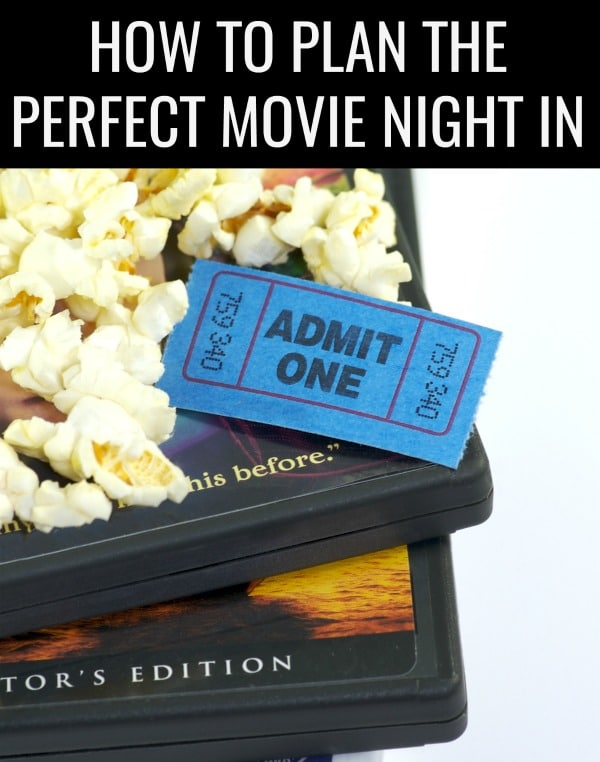 You can't go to a fancy restaurant for every date night. For those nights you're stuck at home, here are five easy steps on how to plan a movie night in!