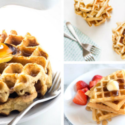 25 Quick & Easy Waffle Recipes