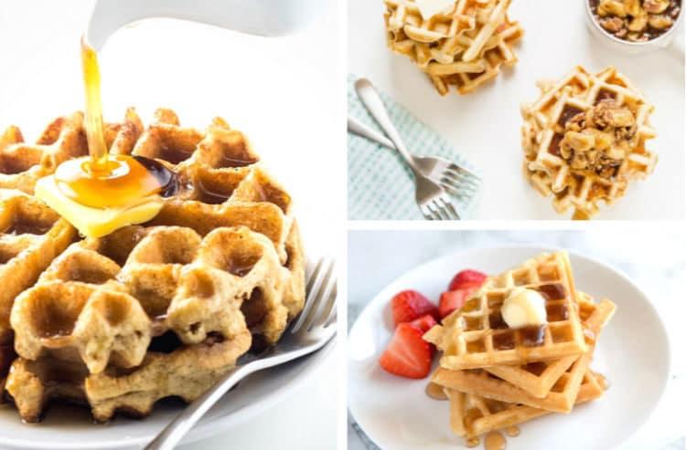 25 Quick & Easy Waffle Recipes