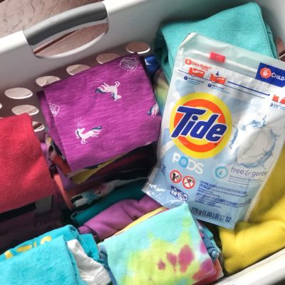 3 Small Laundry Room Tips for Organization