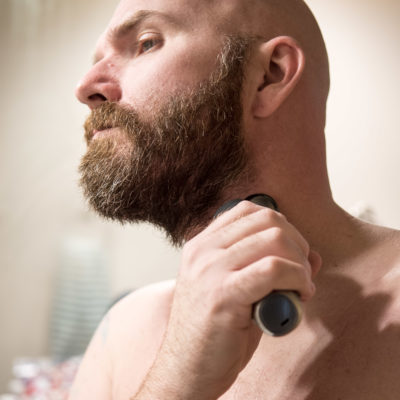 Philips Norelco S9000 Review Electric Shaver for Beards