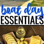 Time spent on the water is not the time to forget the things you need. Don't forget with this Must Have Boat Day Essentials List! #boatday #summer #planning