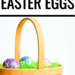 Don't resign yourself to boring decorations because you're short on Easter ideas. Check out this guide on How to Make Glitter Easter Eggs! #glitter #easter #glittereggs #eastercraft #eastereggs