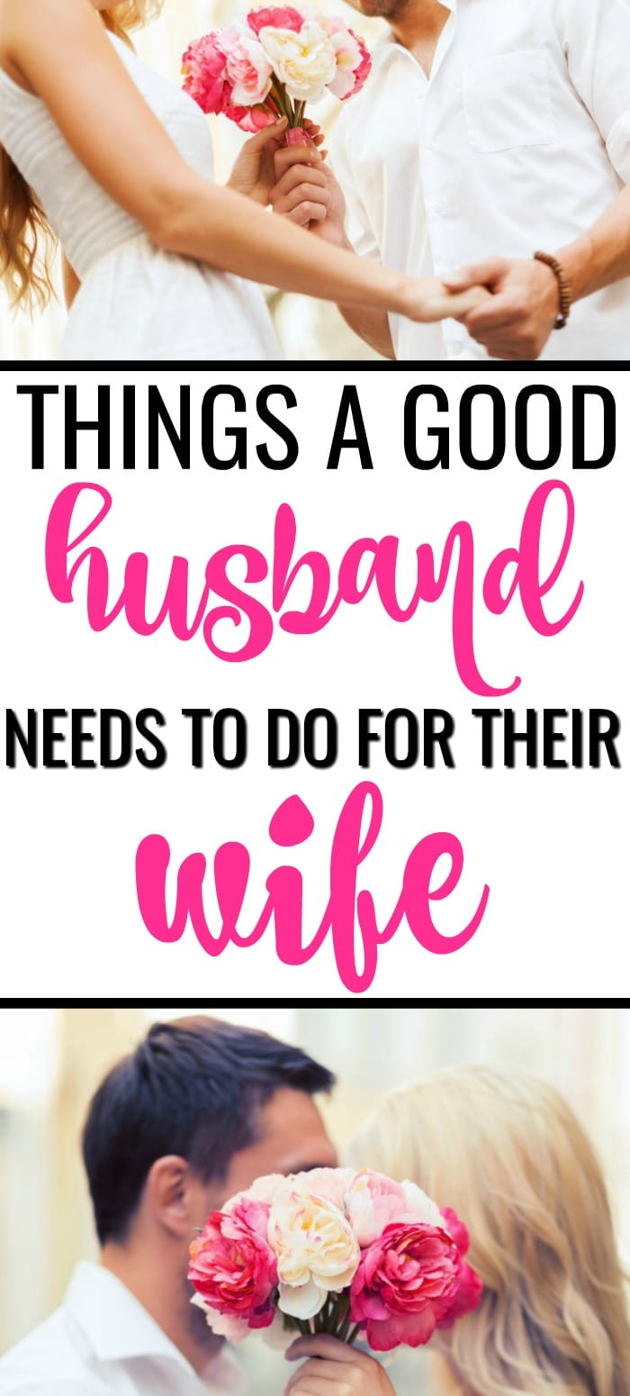 A happy, successful marriage takes hard work. Show love for your wife like you never have before by learning How to Be a Better Husband. Here are 8 ways for a good husband to love your wife. #marriageadvice #marriagegoals #husbandwife #relationships