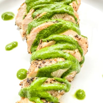 Quick & Easy Chimichurri Chicken Recipe