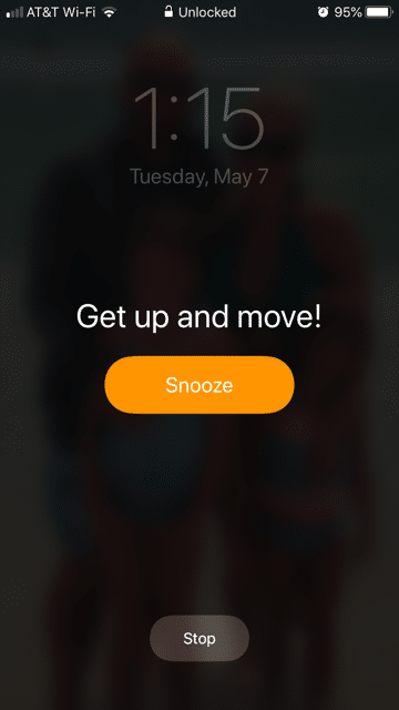 How to get more steps with phone reminders