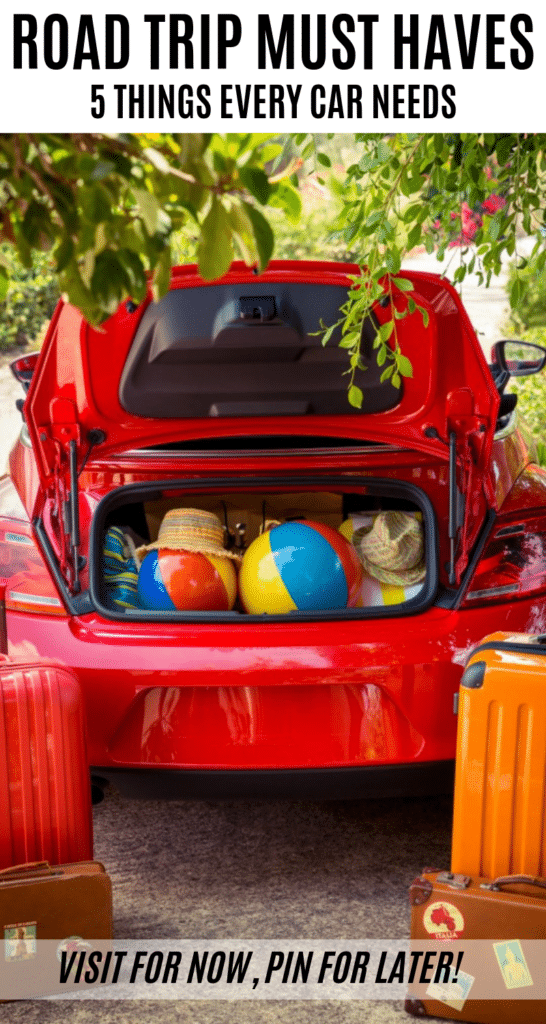 Summer's right around the corner. Don't leave without making sure you're prepped with these 5 road trip must haves for the car! #Uniden #sponsored #roadtrip #familyvacation #summertravel