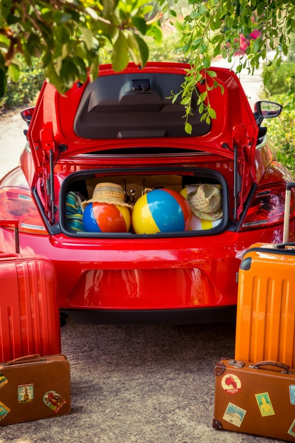 How to get your car ready for a road trip - essential items you need to pack.