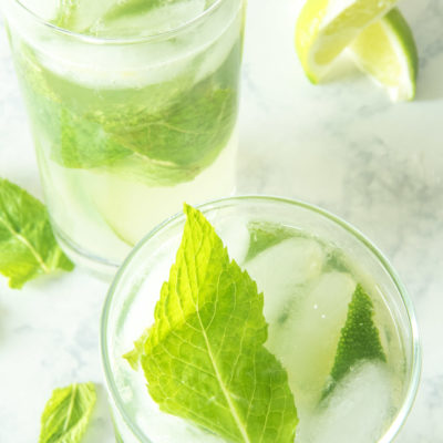 Skinny Mojito Recipe (Sugar-Free, Low Carb, Keto)