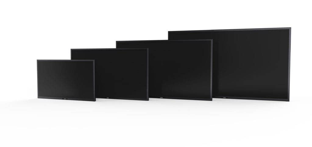 SunBrite Veranda Series 4K TV sizes