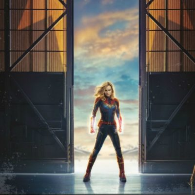 Captain Marvel Collectible SteelBook