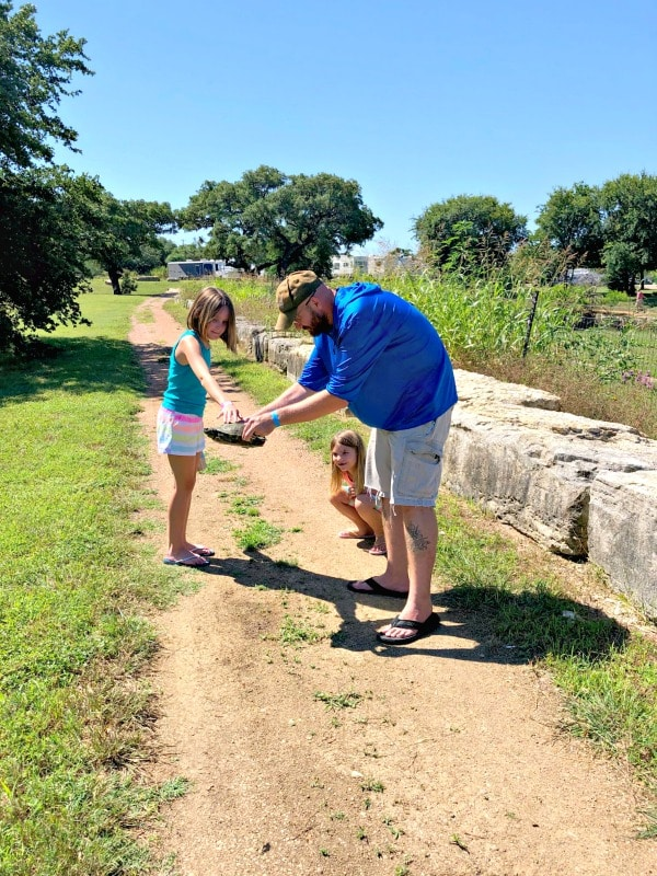 Learning through exploring nature to avoid summer slump.
