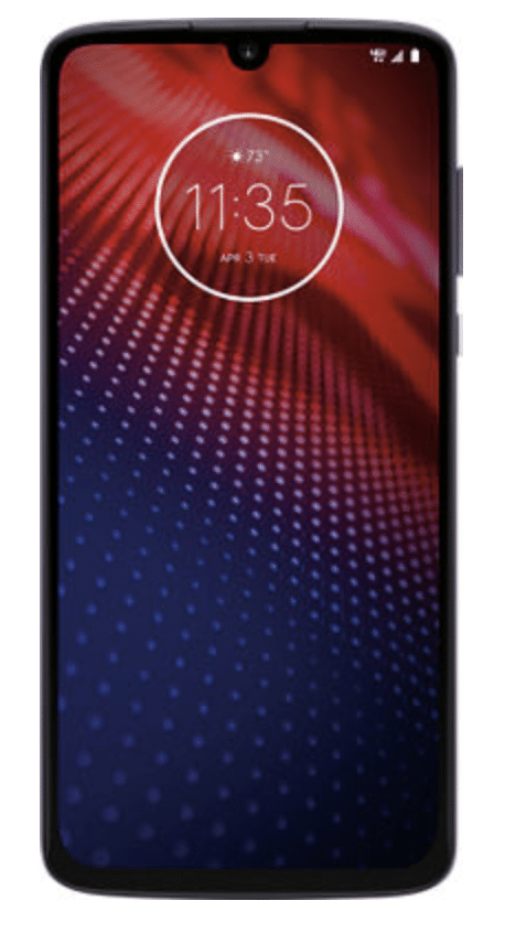 motorola motoz4 cell phone from Verizon