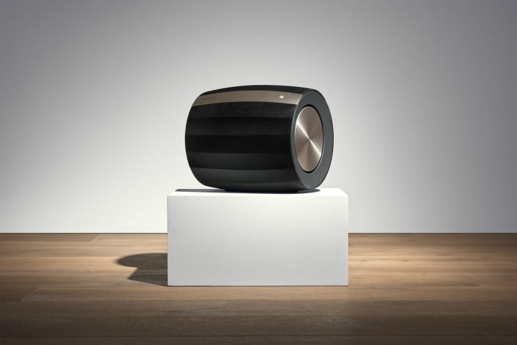 bowers and wilkins bass speakers