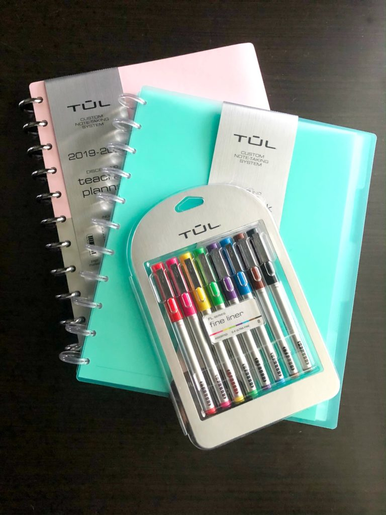 Notebooks, planners, and colorful pens are the keys to success for a child with ADD.