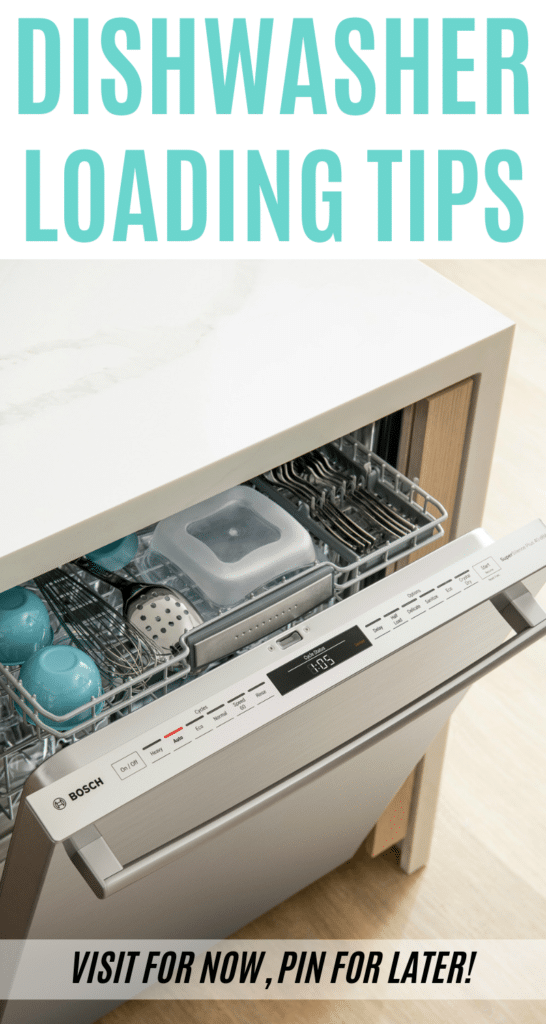 Do you know how to load a dishwasher the right way? Here's how to use your dishwasher the right way and some dishwasher loading tips.