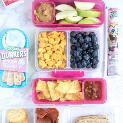 5 School Lunch Ideas for Picky Eaters