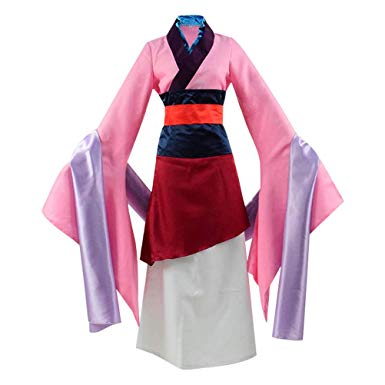 Mulan Costume Adult Women