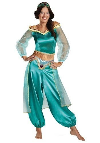 Aladdin Animated Jasmine Costume Adult