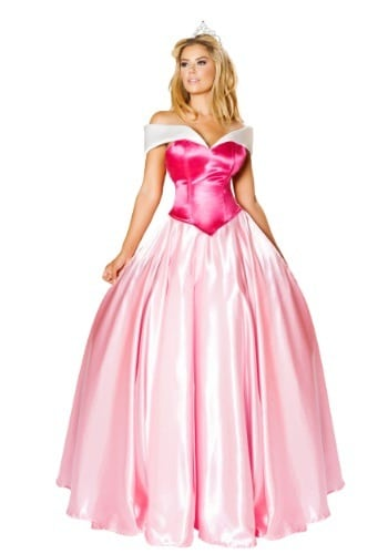 Princess Aurora Costume Dress