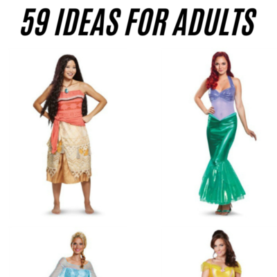 59 Unforgettable Disney Princess Costumes for Adults