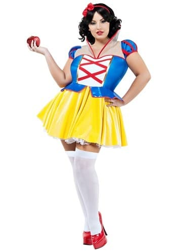 Fairest Princess Women's Plus Costume