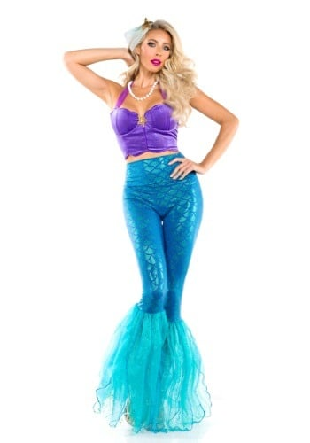 Ariel Adult Princess Costume
