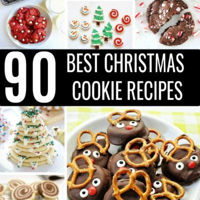 Ultimate List of 90 Best Christmas Cookie Recipes